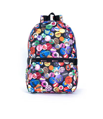 LeSportsac - Carrier Backpack - Backpacks - X-girl Memories