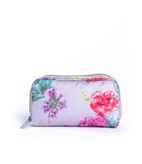 LeSportsac - Recycled Rectangular Cosmetic - Accessories - Eco Rose Garden print