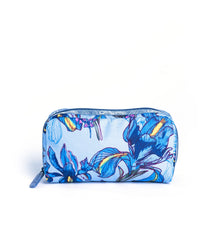 LeSportsac - Recycled Rectangular Cosmetic - Accessories - Eco Iris Garden print