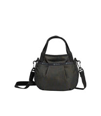 LeSportsac - Handbags - Pleated Small Jenni Crossbody - Tic-Tac-Tinsel