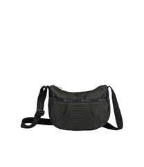 LeSportsac - Handbags - Pleated Small Crossbody - Tic-Tac-Tinsel
