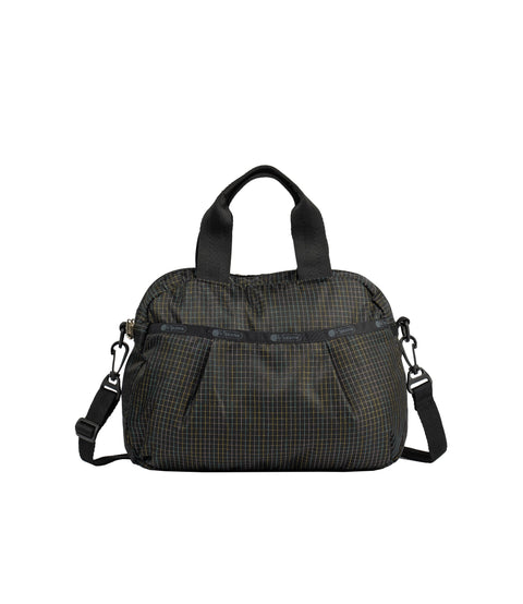 Pleated Dome Satchel alternative