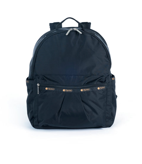 Pleated Transport Backpack alternative