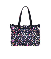 LeSportsac - Basic East/West Tote - Totes - Late Night Slice print