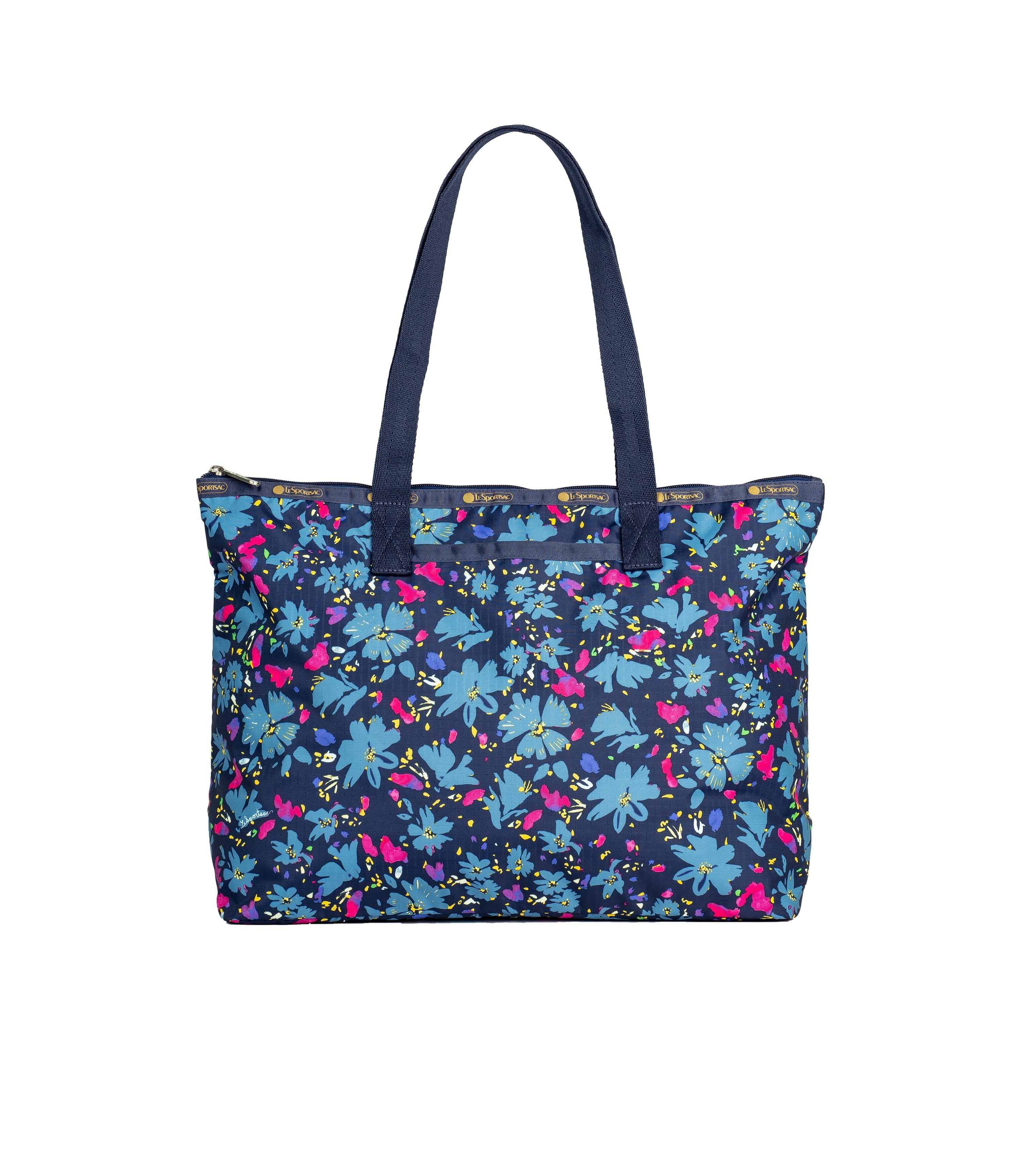 LeSportsac - Totes - Basic East/West Tote - Blowout Floral print