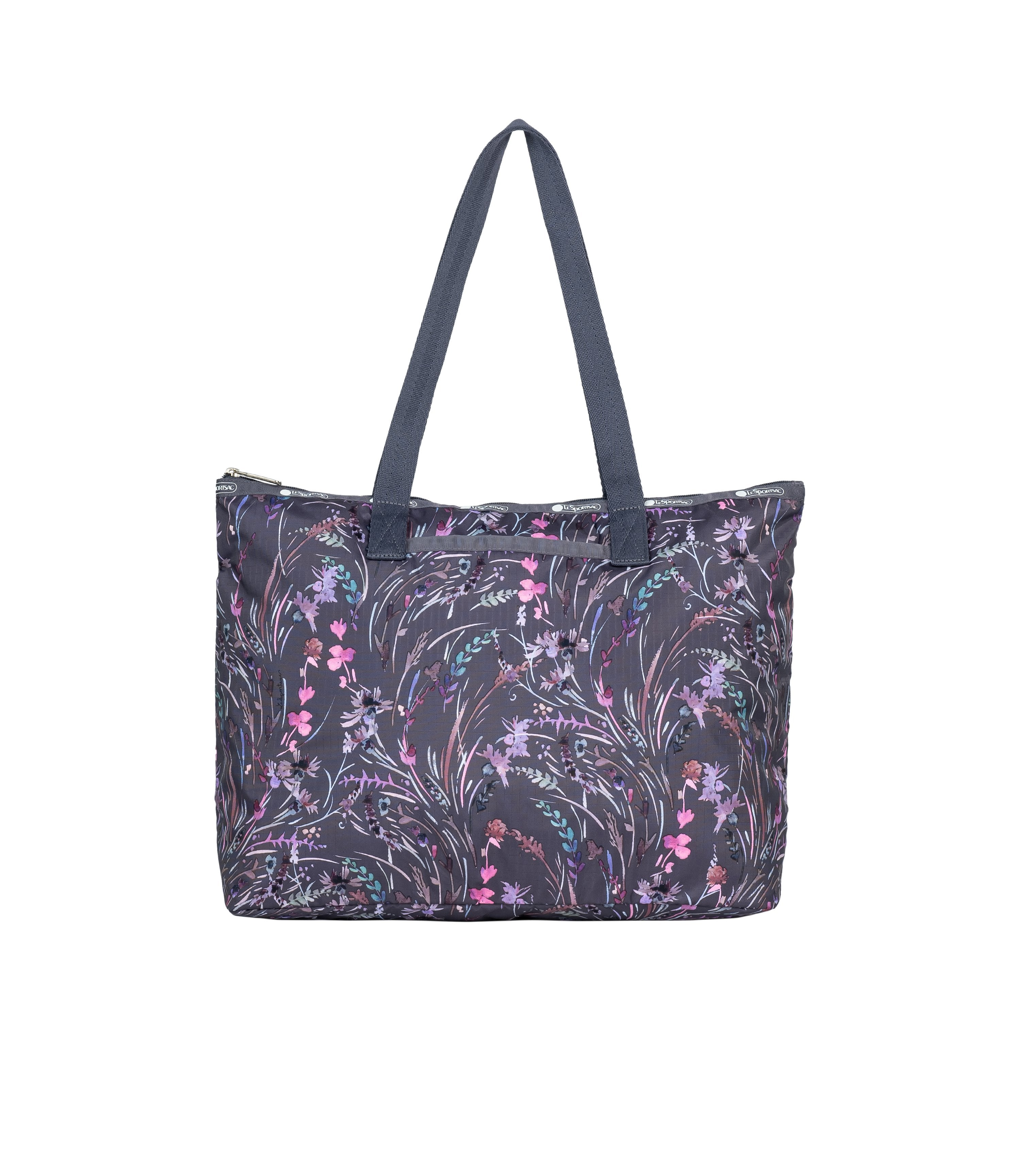 LeSportsac - Totes - Basic East/West Tote - Windswept Floral Shadow print