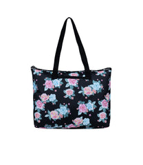 LeSportsac - Totes - Basic East/West Tote - Floral Whim print