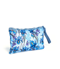 ReCycled Wristlet Pouch