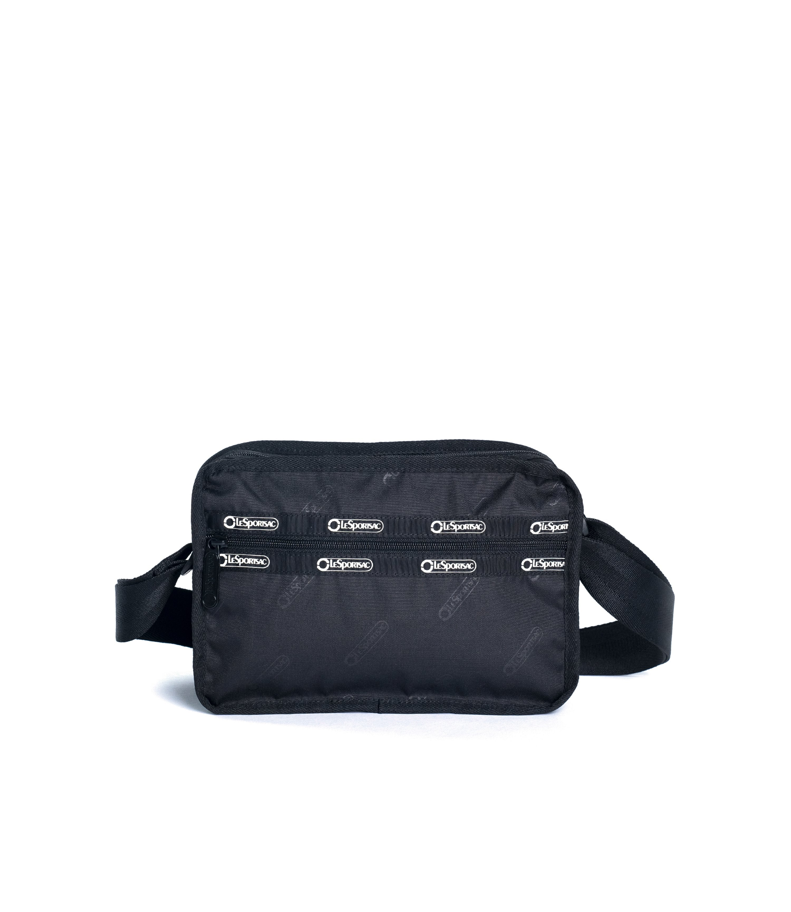 LeSportsac - ReCycled Cube Crossbody - Handbags - Eco Black