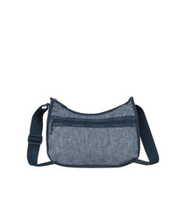 LeSportsac - Handbags - ReCycled Classic Hobo - Eco Chambray Blue