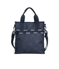 LeSportsac - ReCycled Small North/South Tote - Totes - Eco Black