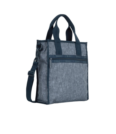 ReCycled Small North/South Tote alternative 2