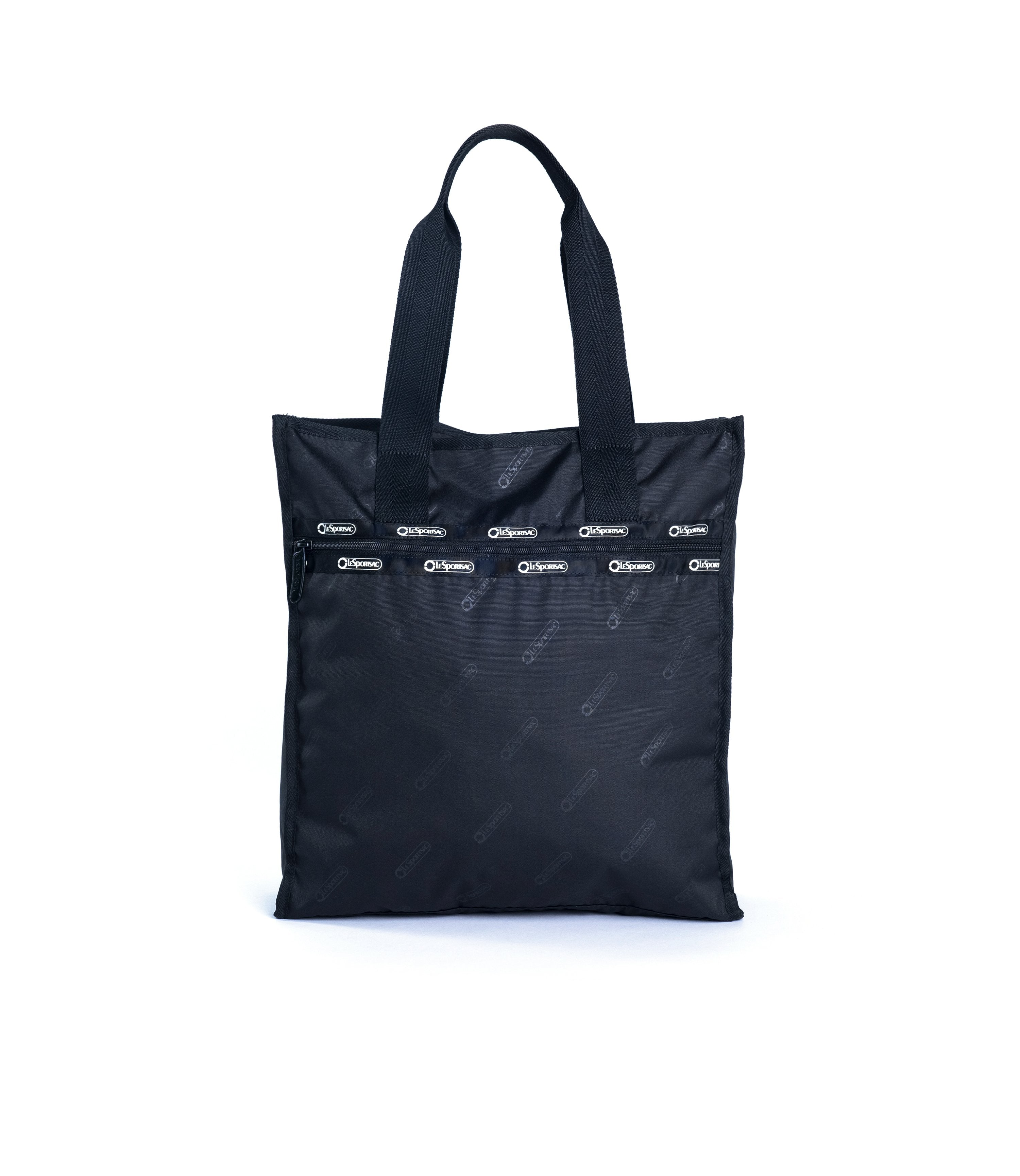 LeSportsac - ReCycled Large North/South Tote - Totes - Eco Black