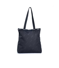 LeSportsac - ReCycled Magazine Tote - Totes - Eco Black