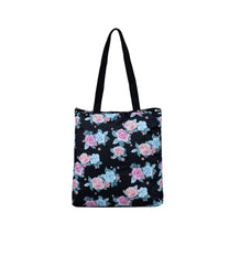 LeSportsac - Totes - Easy Magazine Tote - Floral Whim print