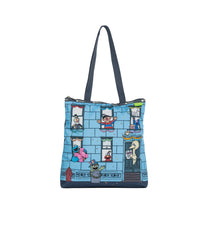 LeSportsac - Totes - Easy Magazine Tote - Friends On The Block