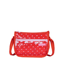 LeSportsac - Classic Mini Hobo - Hello Kitty Perf - Handbags