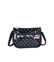LeSportsac - Classic Mini Hobo - Hello Kitty Perf Noir - Handbags