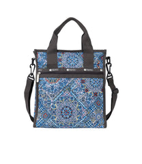 LeSportsac - Totes - Small North/South Tote - Sevilla Splendor print