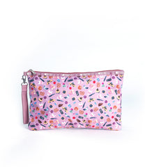 LeSportsac - Wristlet Pouch - Accessories - City Slice print
