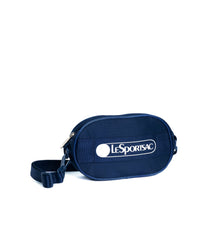 LeSportsac - Deluxe Logo Belt Bag - Accessories - Heritage Cobalt