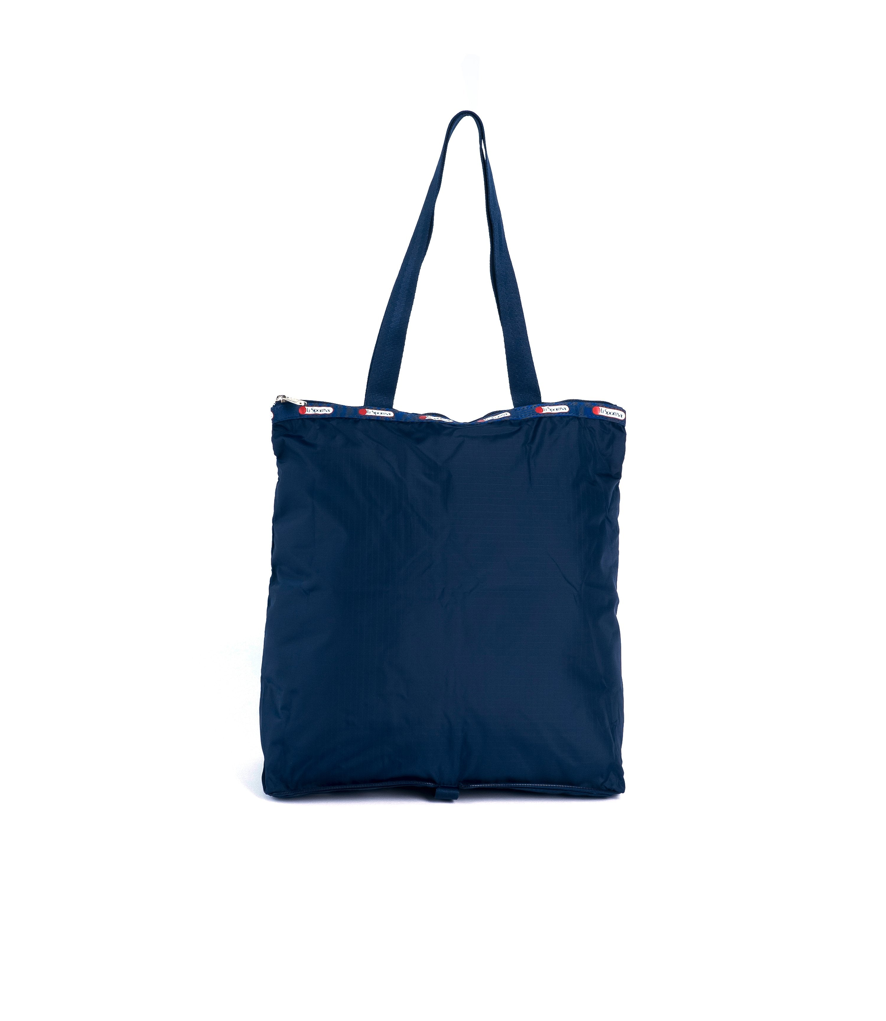 LeSportsac - Travel Packable Tote - Totes - Heritage Cobalt