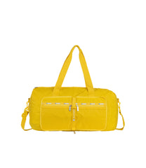 LeSportsac - Weekenders - Travel Packable Weekender - Heritage Lemon