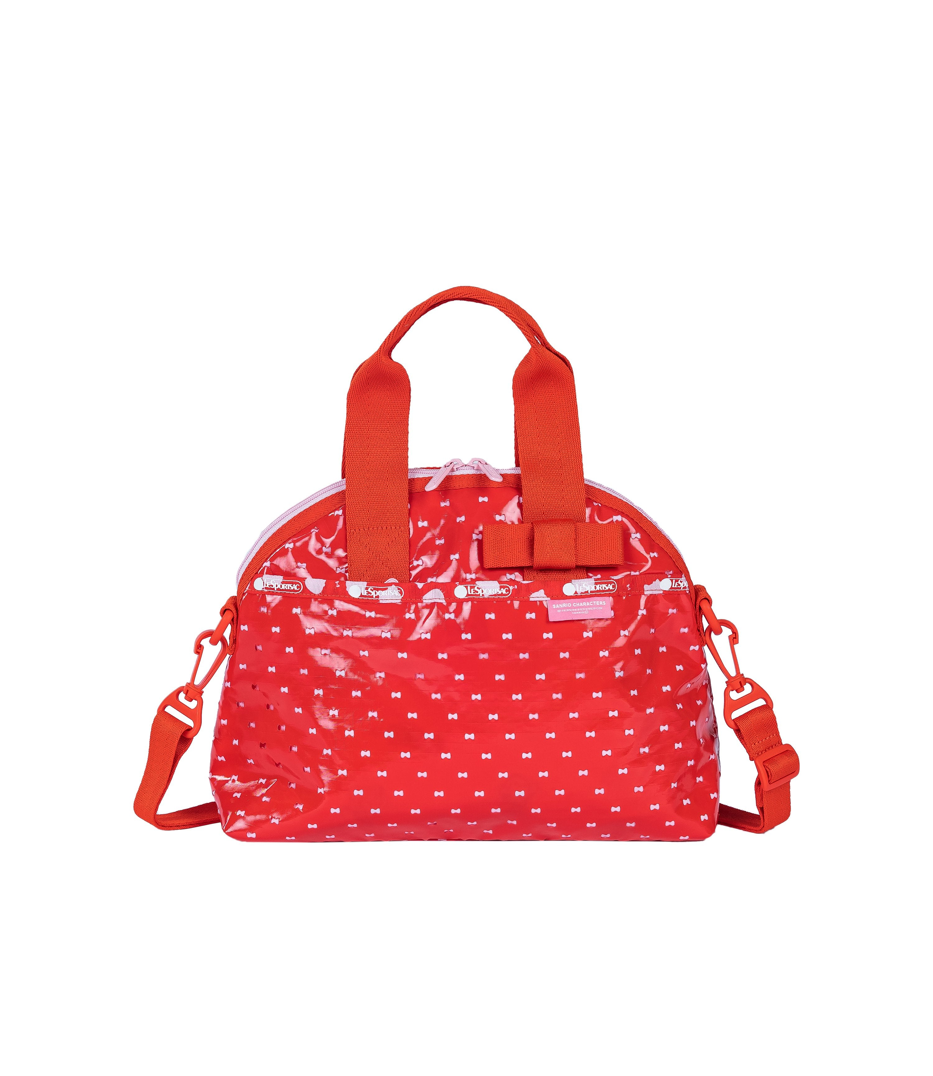 LeSportsac - Bow Dome Bag - Hello Kitty Perf - Handbags