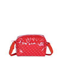 LeSportsac - Bow Daniella Crossbody - Hello Kitty Perf - Handbags