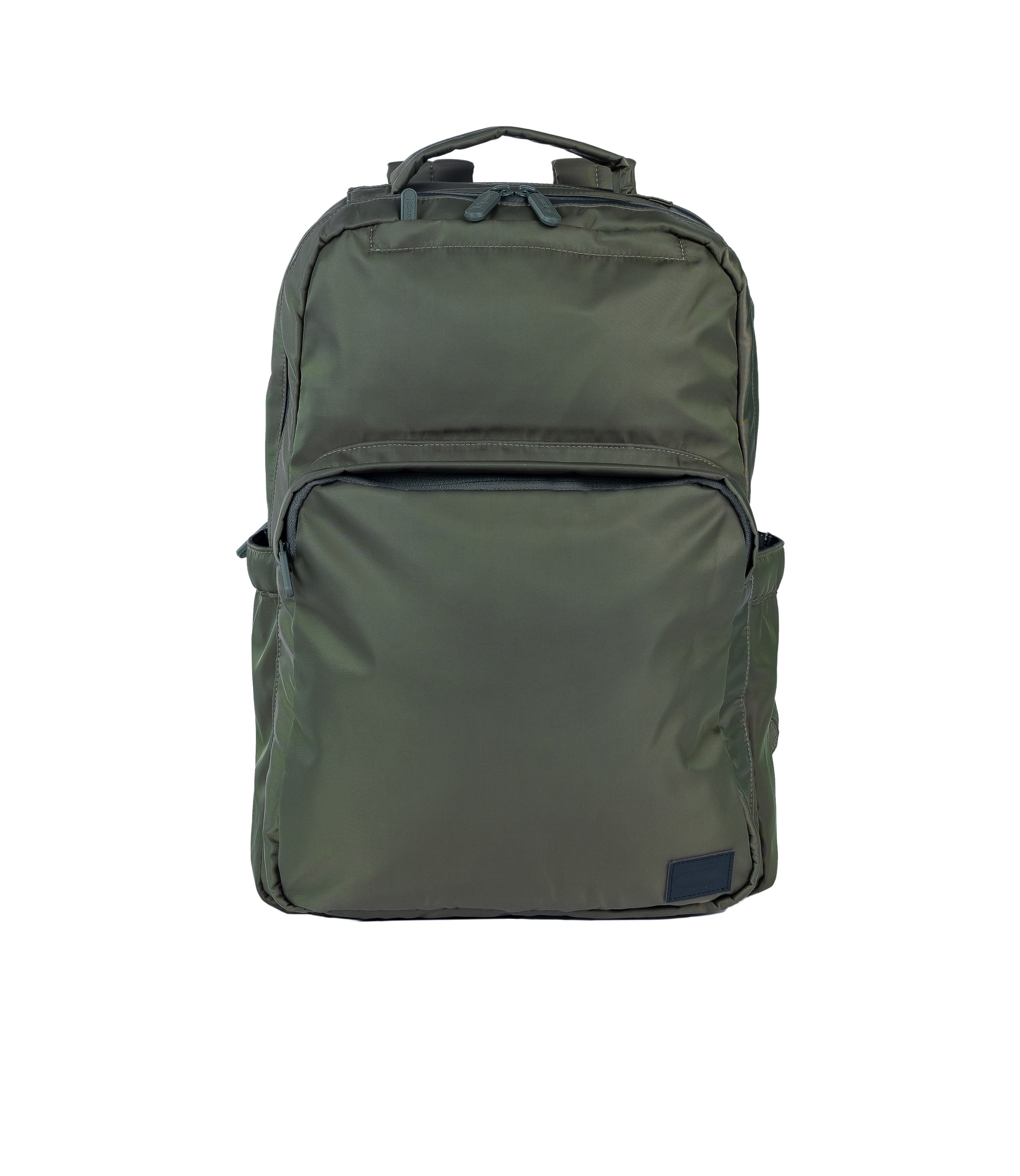 LeSportsac - Backpacks - Square Pocket Backpack - Everyday Green