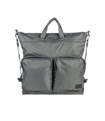 LeSportsac - Totes - Front Pocket Tote - Everyday Gray