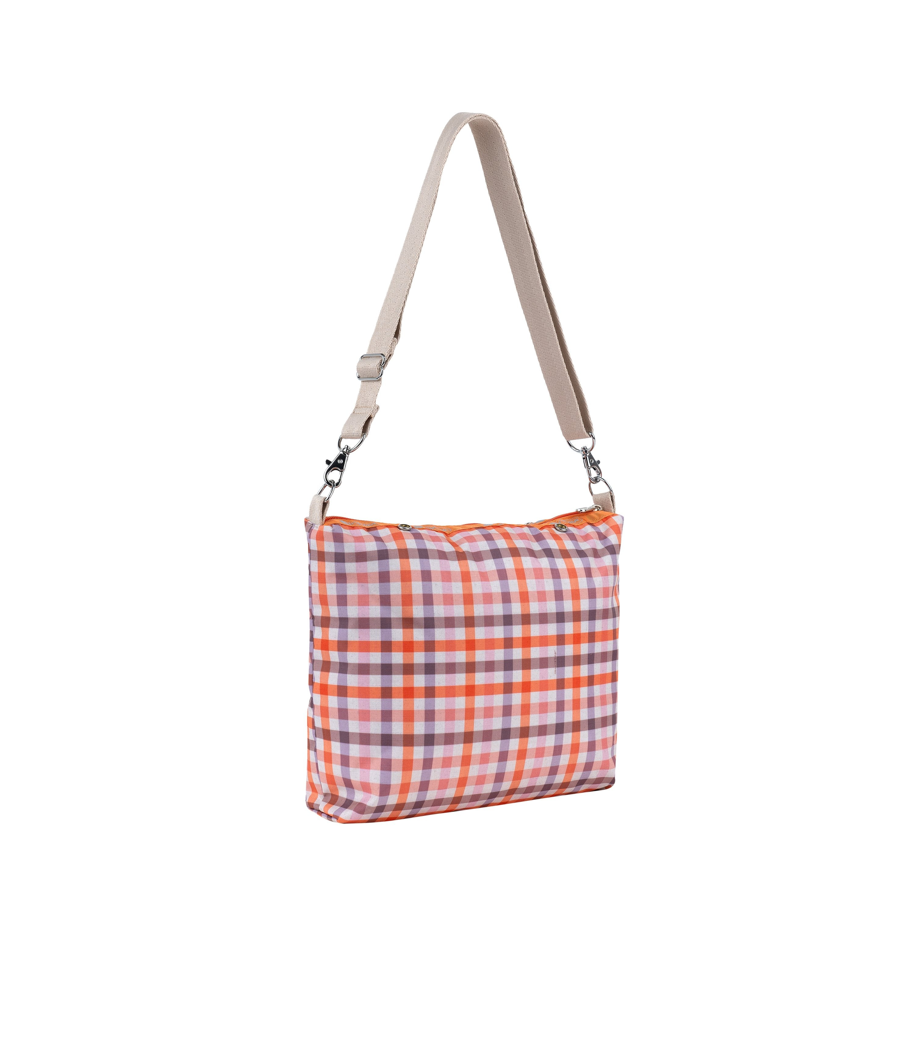 Small Glass 2-In-1 Tote