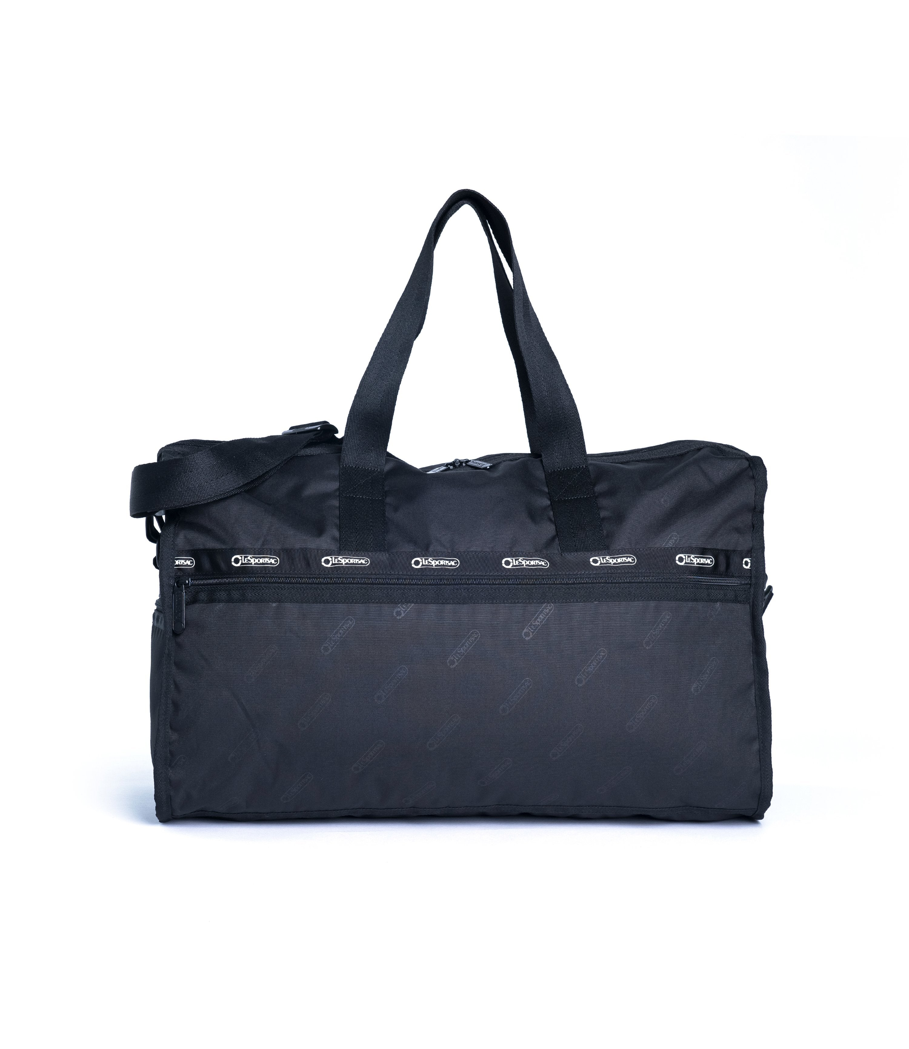 LeSportsac - ReCycled Deluxe Large Weekender - Weekenders - Eco Black