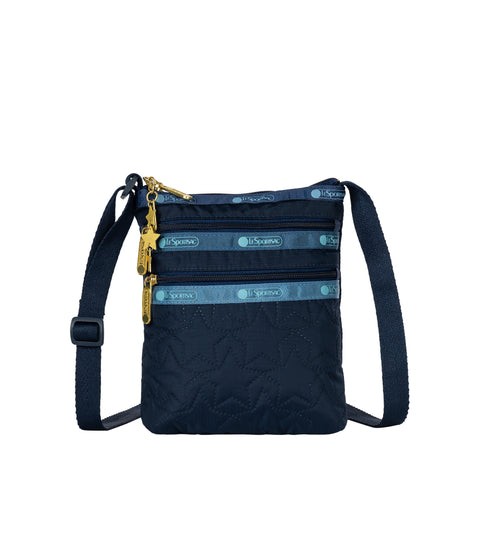 3-Zip Mini Crossbody alternative