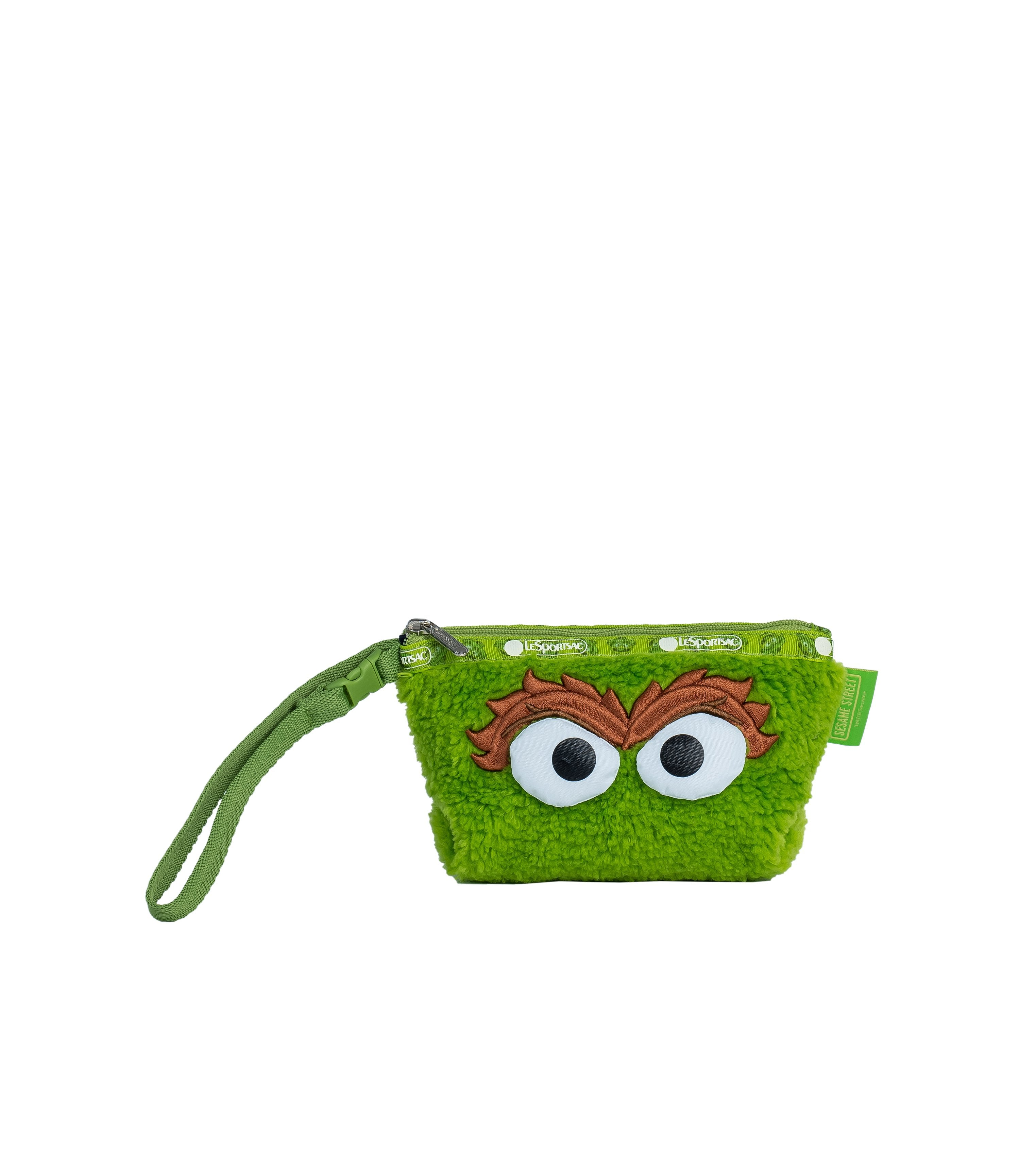 LeSportsac - Accessories - Small Cosmetic Wristlet - Oscar The Grouch