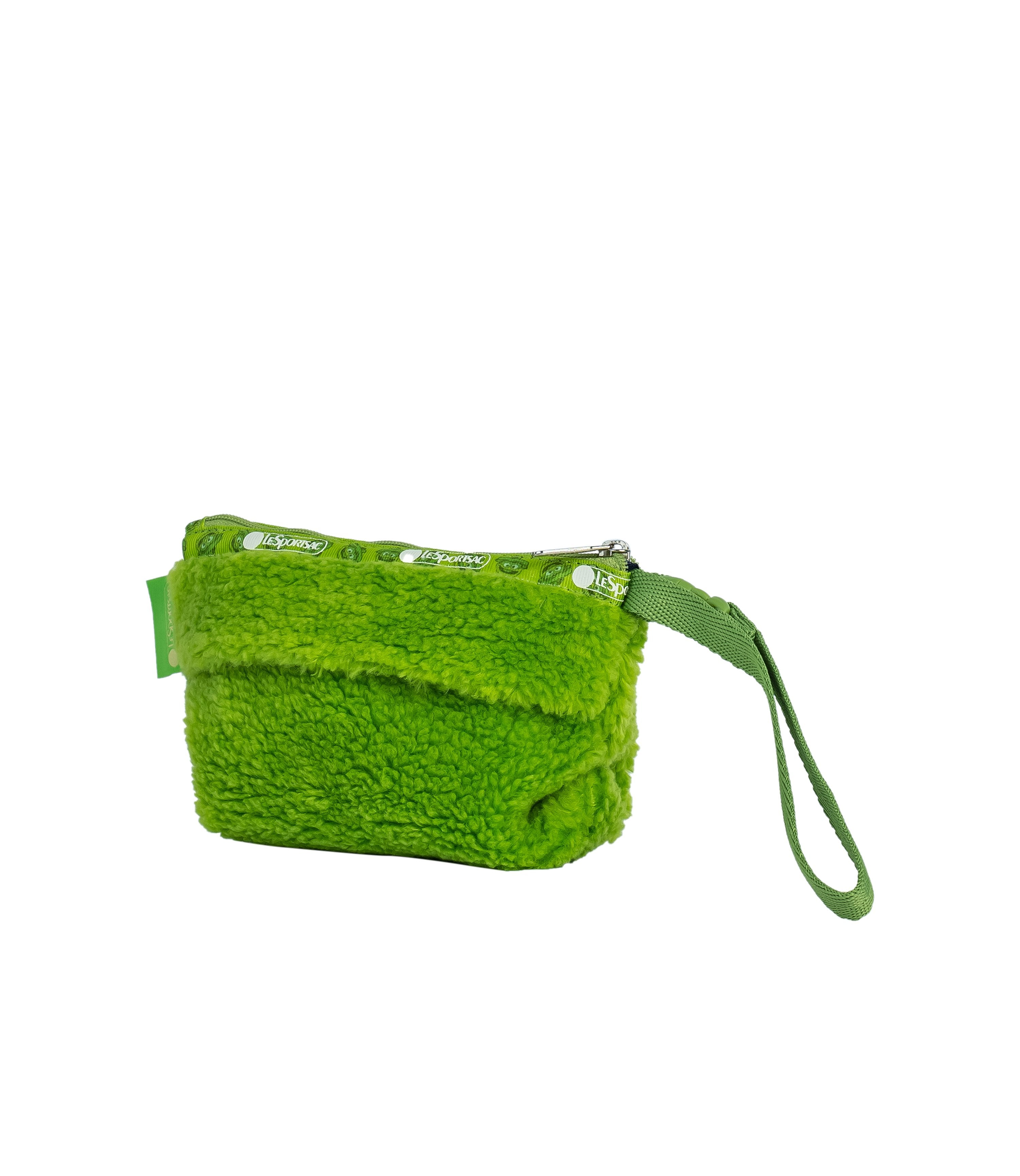 Small Cosmetic Wristlet