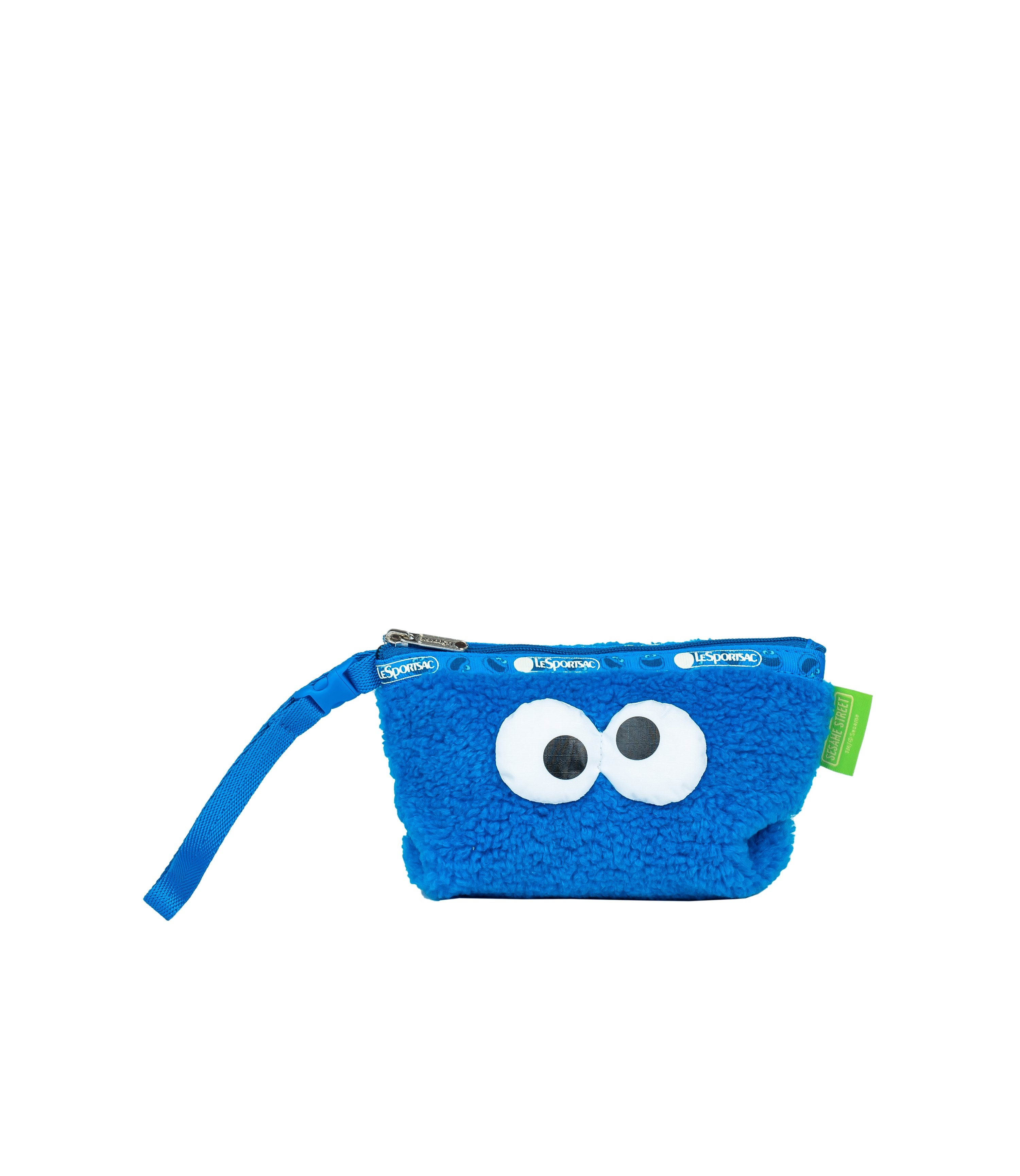LeSportsac - Accessories - Small Cosmetic Wristlet - Cookie Monster