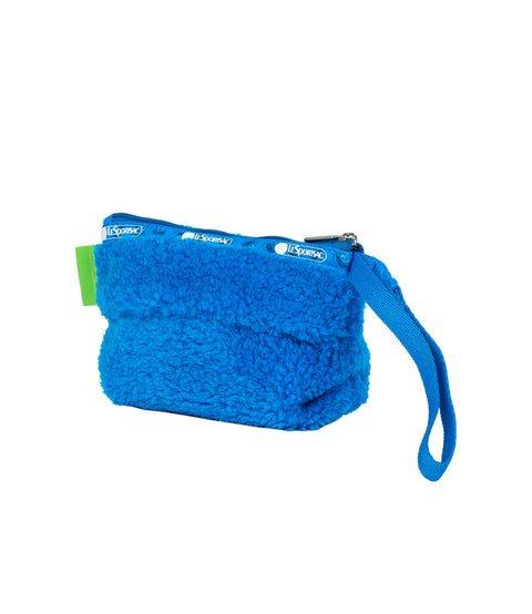 Small Cosmetic Wristlet alternative 2