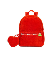 LeSportsac - Backpacks - Small Furry Carrier Backpack - Elmo