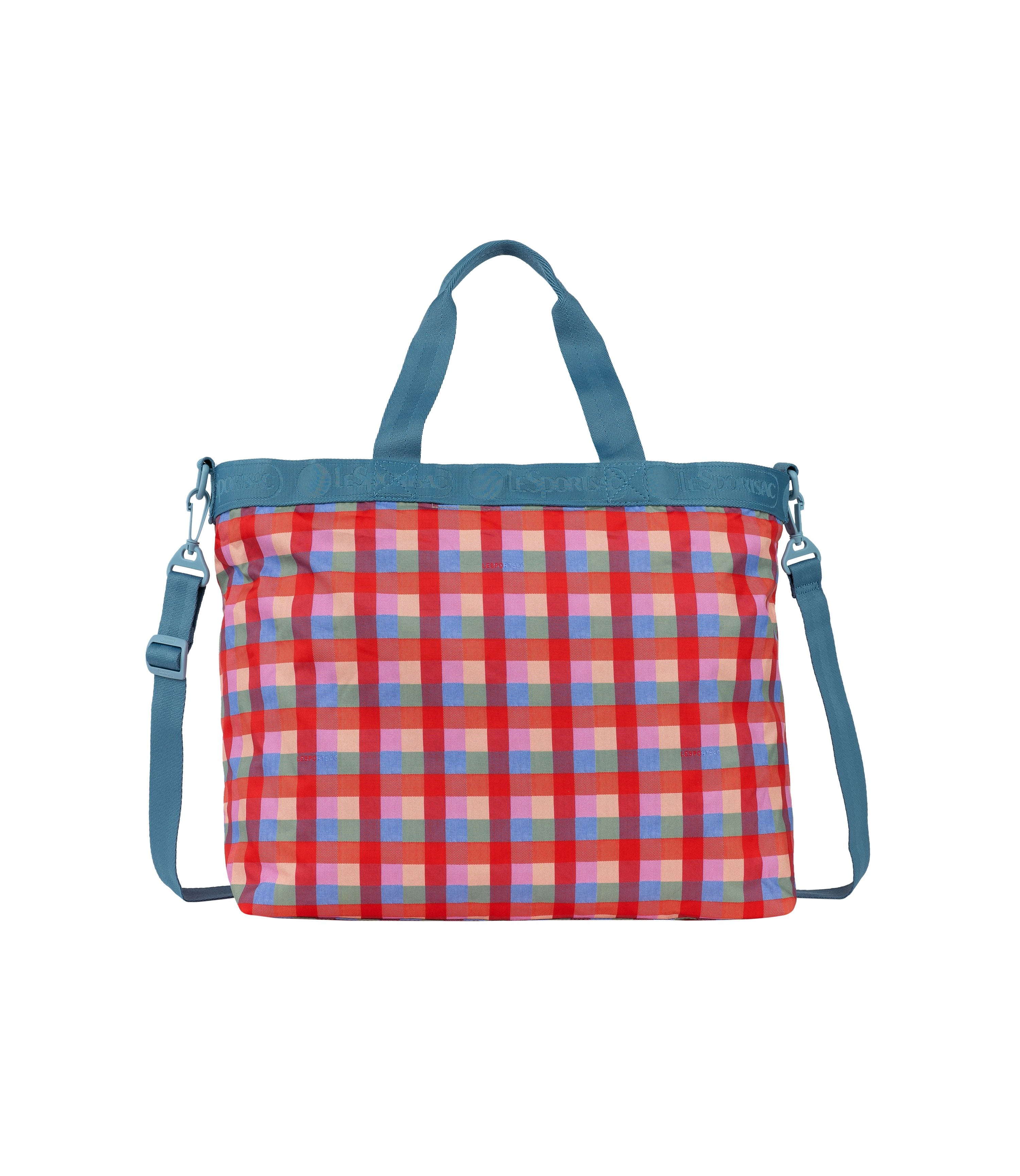 LeSportsac - Totes - Everywhere Large Tote - Meadow Check