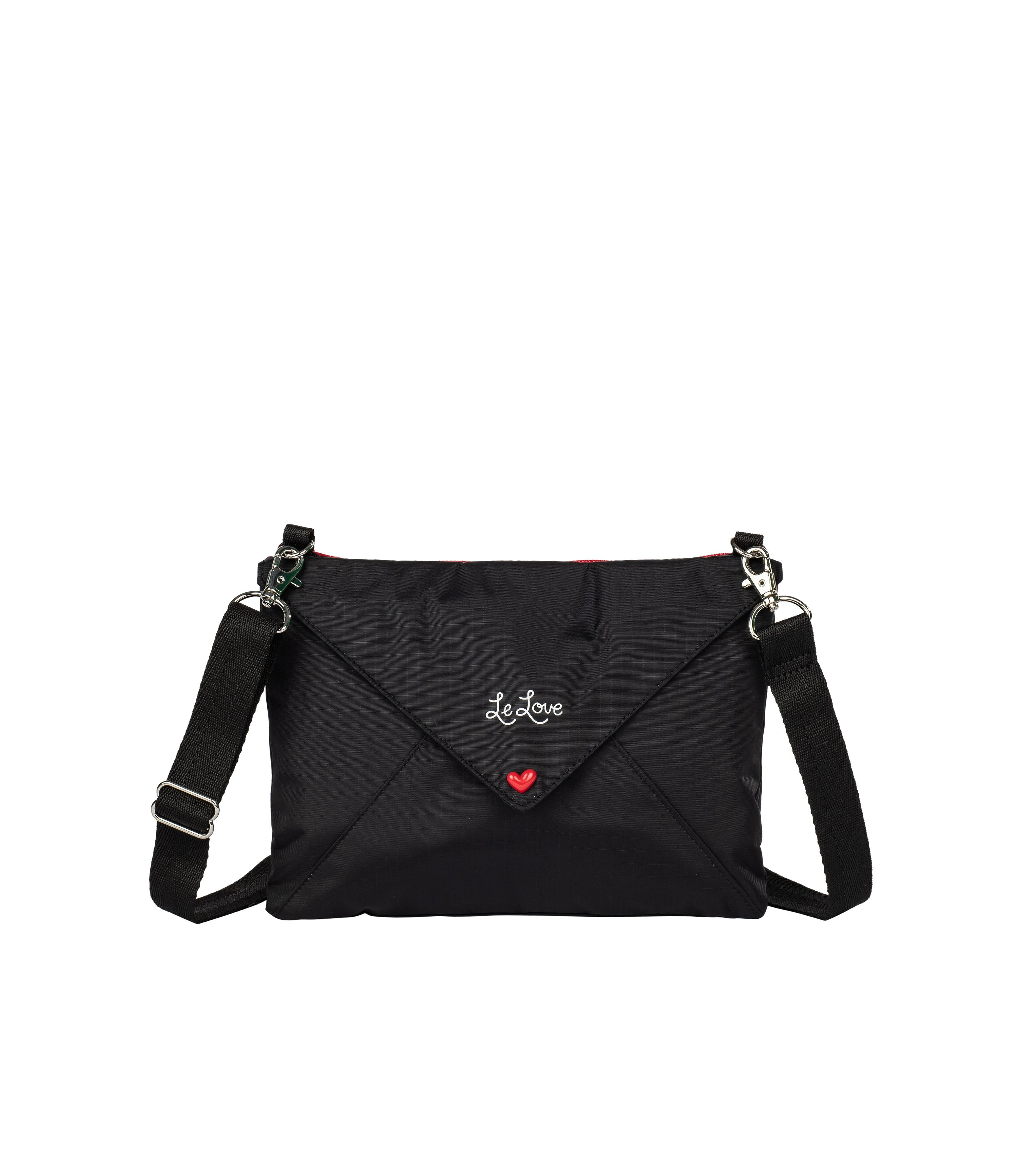 LeSportsac - Handbags - Love Letter Crossbody - Sealed With A Kiss