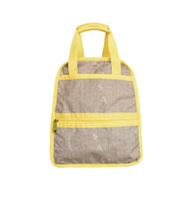 LeSportsac - Backpacks - Marie Backpack - LeLogo Lemon print