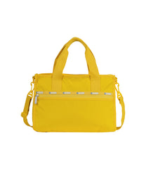LeSportsac - Totes - Classic Small Work Tote - Heritage Lemon
