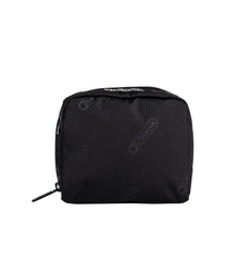 LeSportsac - Accessories - ReCycled Square Cosmetic - Eco Black