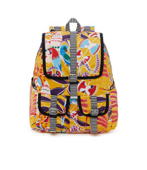 Adventure Backpacks, Water Resistant Backpack, LeSportsac, Parrot Bay print