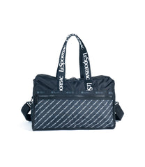 LeSportsac - Deluxe Medium Weekender - Weekenders - Downtown Diagonal print