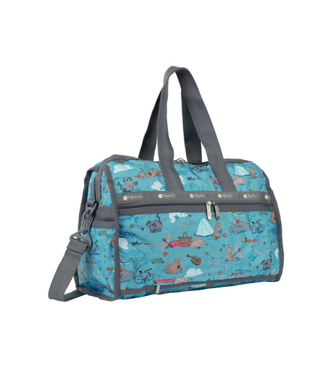 Deluxe Medium Weekender alternative 2
