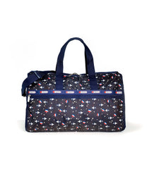 LeSportsac - Deluxe Large Weekender - Weekenders - Take Off print