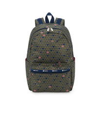 Essential Backpack 45, Water Resistant Backpack, LeSportsac, Exclusive! Wait For Love print