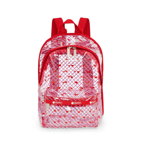 Clear Small Backpack alternative